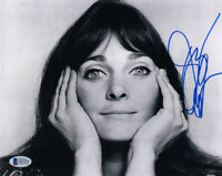 JUDY COLLINS SIGNED AUTOGRAPHED 8x10 PHOTO VERY RARE LEGEND BECKETT BAS