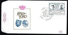 Belgium obp 1980 - KING ALBERT I & ELISABETH - 1980 - FDC KURINGEN