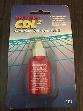 Discwasher CDL2 Laser Lens Cleaner Refill SEALED NEW
