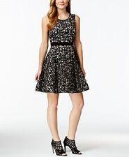 9fac7556 Xscape Petite Laser-Cut Fit & Flare Petite Party Dress Size 6P#I69