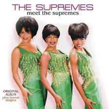 THE SUPREMES - MEET THE SUPREMES   VINYL LP NEW!
