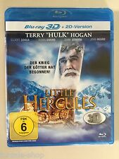 BluRay Little Hercules 3D