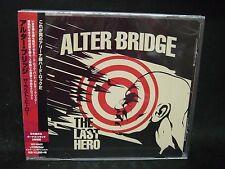 ALTER BRIDGE The Last Hero + 2 JAPAN CD Slash Featuring Myles Kennedy Conspirato