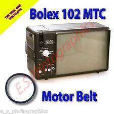 BOLEX 102 MTC Instaprojection 8mm Cine Projector Belt (Main Motor Belt)
