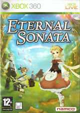 Eternal Sonata Microsoft Xbox 360 12+ RPG Role Playing Game