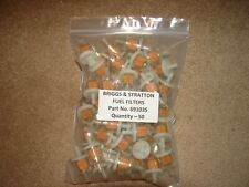 Briggs & Stratton Fuel Filter # 691035 - 50 Count Pack