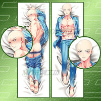 Anime One-Punch Man Dakimakura Pillow Case Cover Hugging Body