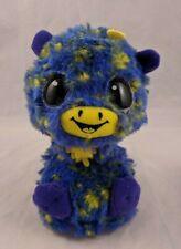 Hatchimals Giraven Giraffe Twin Blue & Yellow Interactive Toy NO WINGS/NO EGG