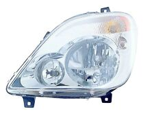 Headlight Assembly Left Maxzone 334-1125L-AS