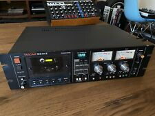 80's Tascam 122 Mkii studio quality cassette deck, tested & working!