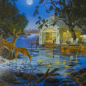 The Puzzle Collection Shared Spaces 750 Piece Puzzle
