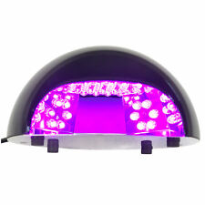Professional 12W LED Nail Dryer Nail Lamp for Gel Polish with 15/30/60 Sec Timer