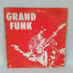 Grand Funk Railroad Grand Funk - 1969 Gatefold LP - SKAO 406