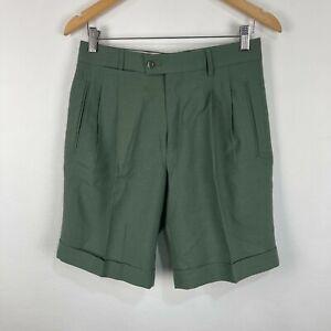 VINTAGE Barcelona 1992 Australia Olympic Uniform Shorts Size 81 W29-30 210.05