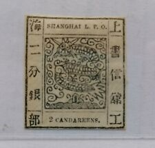 china Local shanghai dragon old forgery