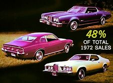1973 Mercury Montego, Comet and Cougar Factory To Dealer Film CD MP4 Format