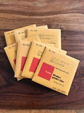 Kodak Filter No. 81C 75x75mm - Wratten / Gelatine - Gelatin 3x3