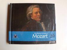 MOZART Sonates pour piano VOL. 4 / RONAN O'HARA - CD LIVRE FIGARO COLLECTIONS 36
