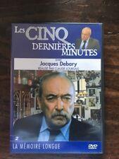 LES CINQ DERNIERES MINUTES .. DVD N°2 .... Jacques Debary