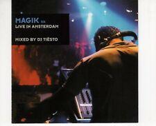 CD MAGIK sixLIVE IN AMSTERDAM mixed by DJ TIESTOEX+   (B3857)