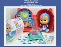 Cry Babies Magic Tears House Series FINNIE New Mostly Sealed