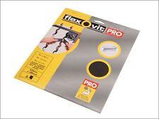 Flexovit-toile émeri feuilles abrasives 230 x 280mm fine 100g (25)