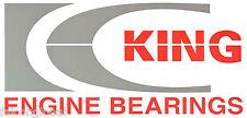 King Race/Performance Rod+Main Bearings 86-00 Honda/Acura 1.6 D16Y7 D16Z6 STD