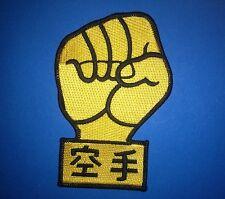 Taekwondo Goju Ryu Karate MMA Martial Arts TKD Uniform Gi Patch Crest 527