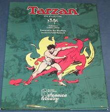Tarzan In Color Vol #2 Hardback w/DJ Hal Foster Sundays 1932-1933 NMint