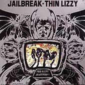 Jailbreak by Thin Lizzy (CD, May-1990, Mercury)