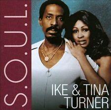 99 CENTS CD - IKE & TINA TURNER SOUL [NEW CD]