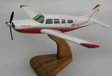 PA-32R-301 Piper Saratoga II Airplane Wood Model FS New