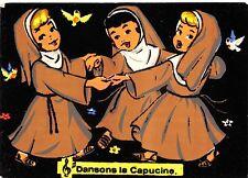 BF40382 dansons la capucine painting girls  music opera singer