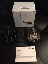 Bravo Audio V1 Tube Driven Headphone Amplifier
