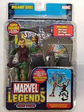 Marvel Legends Onslaught Series Norman Osborn Unmasked Green Goblin Figure NM!