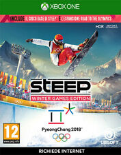 Steep Winter Games Edition Xbox One Ubisoft