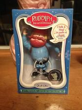 Rudolph Red Nosed Reindeer Talking Yukon 50th Anniversary Limited Edition Each #