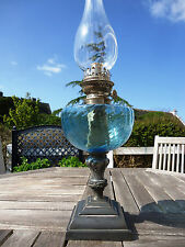 BELLE LAMPE A PETROLE ANCIENNE