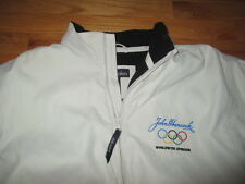 Club Colors John Hancock Summer and Winter Olympics Embroidered (Sm) Jacket