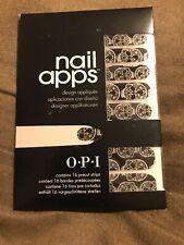 OPI Skulls Nail Apps