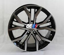 "SET OF 4 X 18"" SANTIAGO GTI GTD STYLE ALLOY WHEELS ONLY VW GOLF MK 4 POLO AUDI"