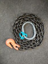 3/8 G100 Chain Sling Sog 8800#wll approx 9' laclede peerless cartec yoke lifting