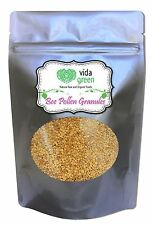 BEE POLLEN GRANULES - 1 LB - VIDA GREEN 100% Natural Raw and SuperFood