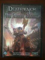 Warhammer 40k Deathwatch RPG - The Achilus Assault supplement