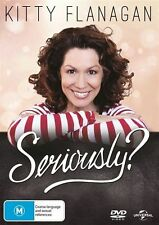 Kitty Flanagan - Seriously : NEW DVD