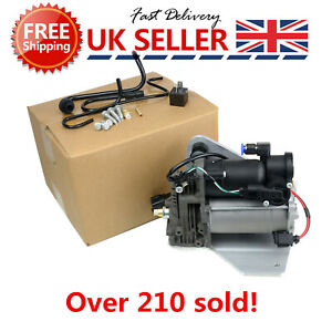 LAND ROVER DISCOVERY 3 4 Range Rover Sport AMK COMPRESSOR PUMP& Repair kit