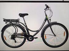 Zündapp E-Bike 28 Zoll Damen Elektrofahrrad 7-Gang Citybike Pedelec - Green 2.5