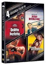 Dvd Alfred Hitchcock - 4 Grandi Film Collection (4 Dvd) ......NUOVO