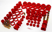 Prothane 94-01 4WD Dodge Ram 1500 2500 3500 Complete Suspension Bushing RED Kit