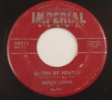 Smiley Lewis 45rpm Imperial 5372 Queen Of Hearts/Come On R&B Blues